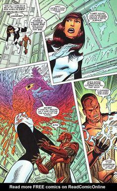 Doom Patrol, John Byrne, Comic Books, Comics, Cover, Art, Art Background, Kunst, Cartoons
