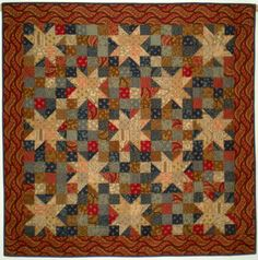 Civil War Quilts: Stars in a Time Warp 15: Woven Plaids - Visit to grab an amazing super hero shirt now on sale!