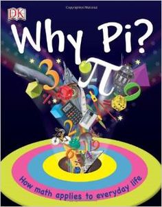 Artistry of Education: Why Pi? by Johnny Ball -- book review with free printable form for students to record the text features they find and their purpose.