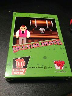 NES homebrew - Beer Slinger
