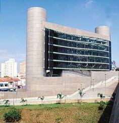 Centro de Cultura Judaica, São Paulo / Roberto Loeb