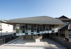 Escuela de ballet, Tokushima, Japón - y+M Design Office - foto: Yohei Sasakura