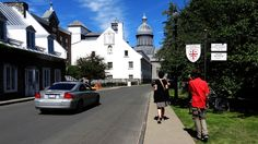 The old Rue des Ursulines, Trois-Rivières (Québec, Canada). Photo © Hugues Piolet.