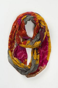 Anthropologie scarf. love it.