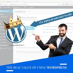 The Real Value Of Using WordPress - IB Systems