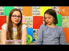 Le divorce - Les enfants du XXI eme - Les Maternelles - 8 mai 2015