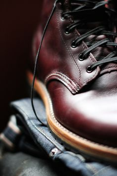 "infinite-paradox: "" Red Wing Heritage Men's Beckman Boot  Photo credit to: stevebarklaphotography """