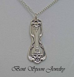 Spoon Jewelry Spoon NECKLACE