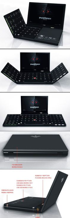 Cool Razer Blade 2017: Awesome Foldable Laptop That Fits in Your Pocket Geeky Things Check more at http://mytechnoworld.info/2017/?product=razer-blade-2017-awesome-foldable-laptop-that-fits-in-your-pocket-geeky-things