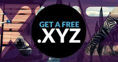 EuroDNS 提供免費註冊 .xyz 頂級網域名稱,限量前 1,000 位申請者