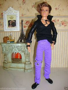 FASHION SET HOODY 6 TEILIG MIT KAPUZE FÜR KEN BARBIE BASICS MODEL MUSE BY NICKI:)   http://cgi.ebay.de/ws/eBayISAPI.dll?ViewItem&item=301246773518