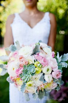 Cool Green & Shady Bouquet Wedding Bouquets, Wedding Day, Bloom, Green, Toronto, Beauty, Fashion, Pi Day Wedding, Beleza