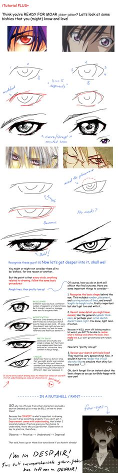 Bishie eye tutorial+ by Looneh (Co Tip)
