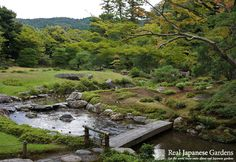 Murin-an, small strolling garden and tea house in Kyoto | Real Japanese Gardens