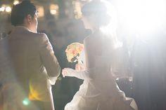 前撮りから結婚式まで1人のカメラマンへ。ブラスバンドウェディング!! - 結婚式の写真撮影 ウェディングカメラマン寺川昌宏(ブライダルフォト)