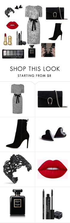 """""""#589"""" by eliza147 ❤ liked on Polyvore featuring Gucci, ALDO, Chanel and Rodial"""