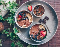 chocolat mousse, vegan, 3 ingredients