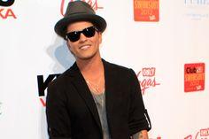 Bruno Mars Smile