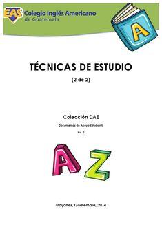 Técnicas de Estudio No. 2