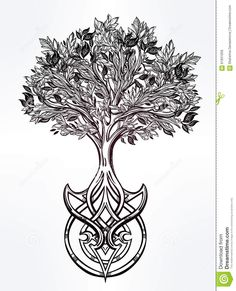 celtic tree of life - Google Search