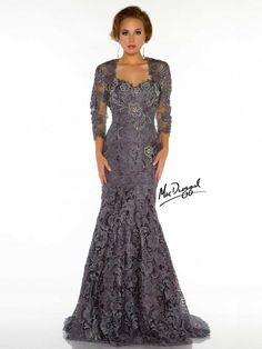 Uber-sophisticated for any special occasion.  Be a stunning mother-of-the-bride/groom.  Available immediately, size 14.  Other sizes also available.