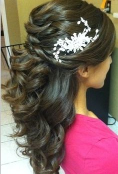 Love Wedding hairstyles for medium length hair? wanna give your hair a new look ? Wedding hairstyles for medium length hair is a good choice for you. Here you will find some super sexy Wedding hairstyles for medium length hair, Find the best one for you, Wedding Hair And Makeup, Wedding Beauty, Hair Makeup, Hair Wedding, Hairstyle Wedding, Dream Wedding, Gold Wedding, Wedding Stuff, Prom Updo