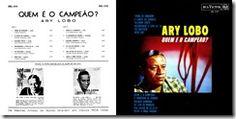 Vinil Campina: Ary Lobo - 1966 - Quem é o campeão