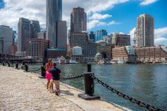 Surprise Wedding Proposal at Fan Pier Boston | Mat Tam Photography