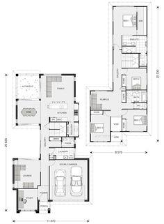 Galleria 305 - Element, Home Designs in   G.J. Gardner Homes