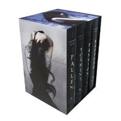 The Fallen Series. Another teen paranormal romance, I obviously need to grow up lol but oh well ;)