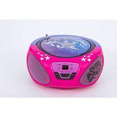 "*Katie* My Little Pony CD Boombox Pink - Sakar International - Toys ""R"" Us"