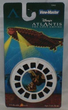 Disney's Atlantis View-Master