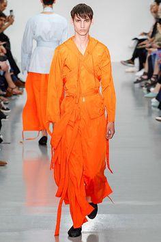 The Veiled Male: Craig Green Spring 2016 | Hint Fashion Magazine