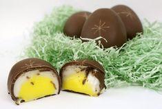 Homemade Cadbury Eggs