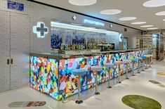 damien hirst opens pharmacy 2 restaurant at newport street gallery in london