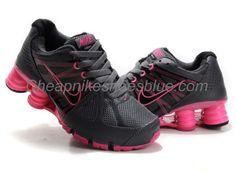 big sale 6dc19 2c204 Nike Shox 2012   Buy Cheap Black Pink Nike Shox R4 Women Shoes 2012 New 2