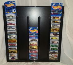 Hot Wheels Display Rack Holds Approximately 55-60 Cars | Toys & Hobbies, Diecast & Toy Vehicles, Accessories, Parts & Display | eBay!