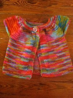 Free child's vest pattern.  Would look so cute in a dark grey with a long sleeve shirt under!