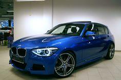 Estoril Blue F20 M Sport with M Performance Parts - BMW 1-Series Forum (F20) 135i - 1Addicts.com