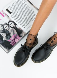 Dr. Martens 1461 Smooth Shoes Dr Martens Mujer 37e8127fbacc