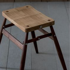 The Imo Folding Stool; I've coveted this item and company for years, and I'm determined to own one some day. By Pinch