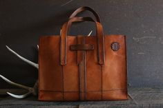 Handcrafted leather goods by Willow Creek Leather Co.