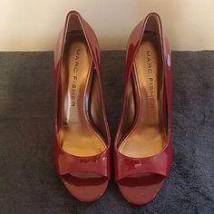Marc Fisher heels Worn Marc Fisher Shoes Heels
