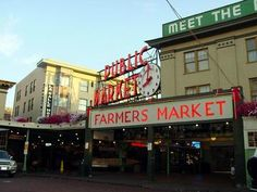 Pikes Place Market-oh I wish I was there now...