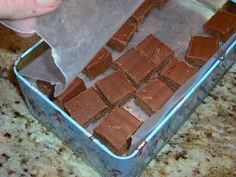 Culinary Alchemy: Secret Family Recipe; Read on Back of Box - Hershey's Cocoa Fudge