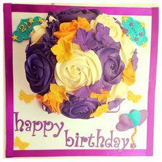 LPJCupcake Creations - Giant Cupcake set - order@littlepiecesofjoy.com
