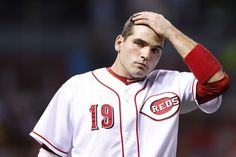 Joey Votto Photo - Pittsburgh Pirates v Cincinnati Reds