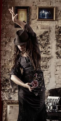 Claudia Arriens Farruca Flamenco