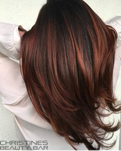 11 Auburn-Rote Haare Farbe Ideen 2017 11 Auburn Red Hair Color Ideas 2017 – New Best Hairstyle Related posts: - Korean Makeup Balayage And Ombre Mermaid Hair Ideas To Rock - FrisurenBlonde to Lilac to Medium - haare Red Highlights In Brown Hair, Dark Auburn Hair Color, Auburn Red Hair, Red Hair Color, Brown Hair Colors, Red Color, Auburn Hair Balayage, Auburn Brown, Light Auburn