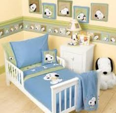 Snoopy toddler set